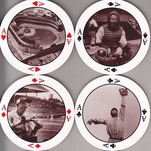 runde spielkarten